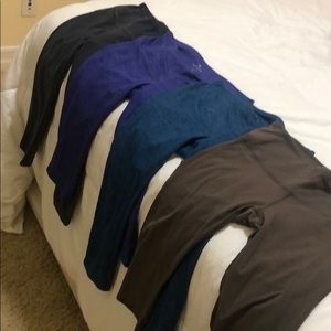 Lot of 4 pairs Athleta Pants - Size Small